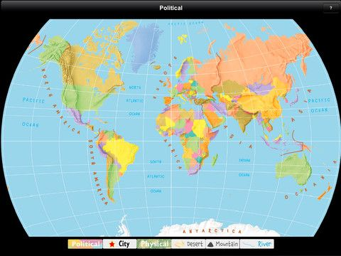 Kids world maps by lj interactive apps ipods pinterest ipad ipad app kids world maps gumiabroncs Choice Image