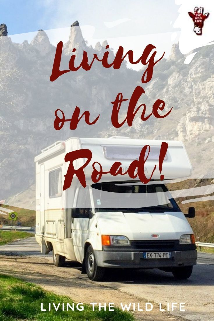 Photo of Full-time RV Living On The Road