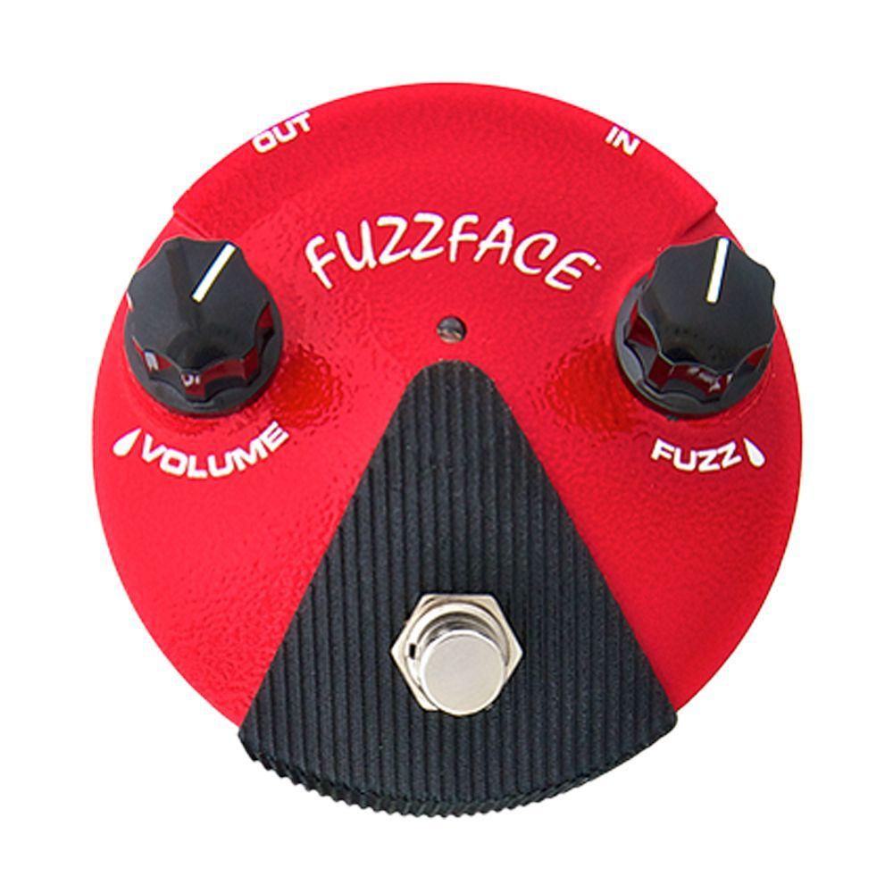 Dunlop FFM2 Germanium Fuzz Face Mini - Red