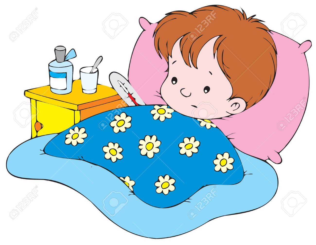 child sick clipart google clipart cute pinterest sick rh pinterest com sick clipart smiley stick clip art