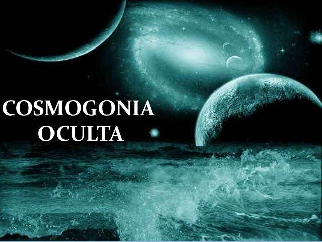 COSMOGONIA  OCULTA