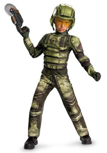 Kids Foot Soldier Costume,$4499 Costumes Pinterest Soldier - homemade halloween costume ideas men