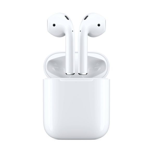 Apple Airpods With Charging Case Apple Accessories Apple Airpods 2 Iphone Accessories