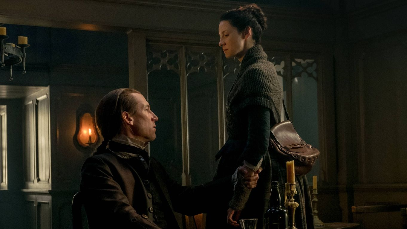 Official 212 The Hail Mary With Jack Randall Tobias Menzies