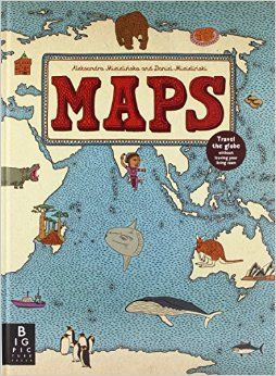 The book of maps must have childrens bookco pinterest the book of maps must have gumiabroncs Choice Image