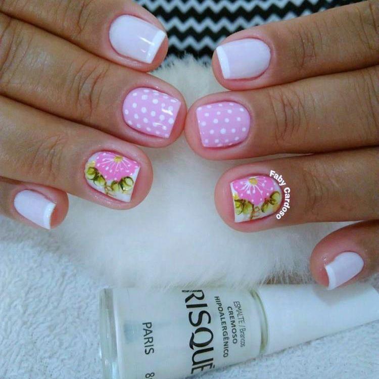 Pin de Susan Mejia en uñasusy Pinterest Diseños de uñas, Arte de - modelos de uas
