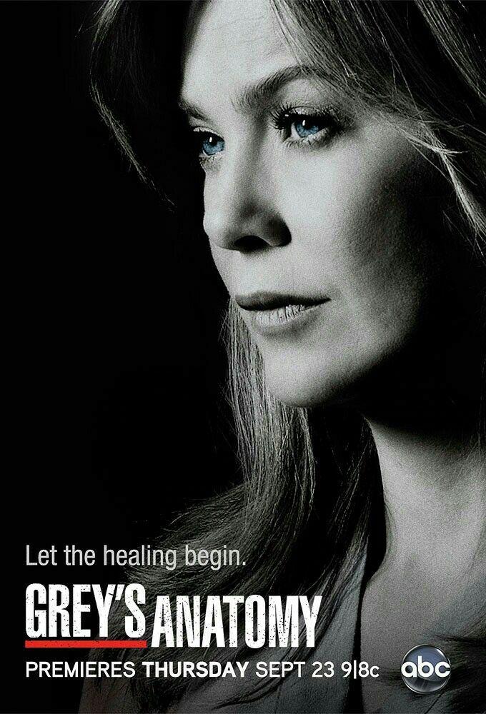 Meredith Grey Greys Anatomy Anatomia Grey S Anatomy