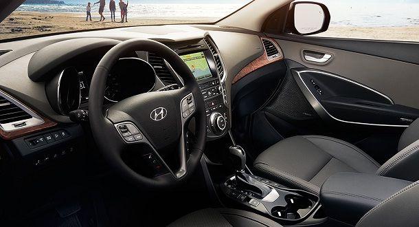 Hyundai Santa Fe Interior Full Santa Fe Price List Hyundai Santa Fe Interior Santa Fe Interiors Santa Fe