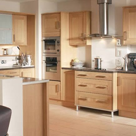 Kitchen Compare Com Compare Retailers Solid Oak Shaker Wickes Tiverton Classy Kitchen Modern Wooden Kitchen Elegant Kitchens