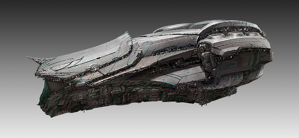 Bug Ship By Silent Rage Deviantart Com On Deviantart In
