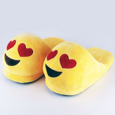 Mens EMOJI SLIDES SLIPPERS CUSHION EMOJI SLIPPERS BASED IN USA Outlet Genuine Size 41