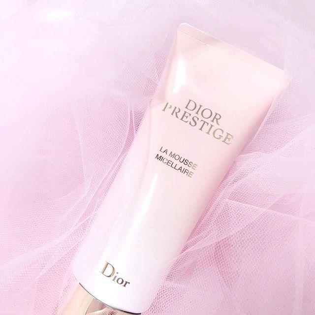 Dior Prestige La Mousse Micellaire ở Sản Phẩm Này Hãng đã Tạo Ra Một Bước Tiến Mới Cho Làn Dior Prestige La Mousse Micellair Pink Shampoo Skin Care Skin