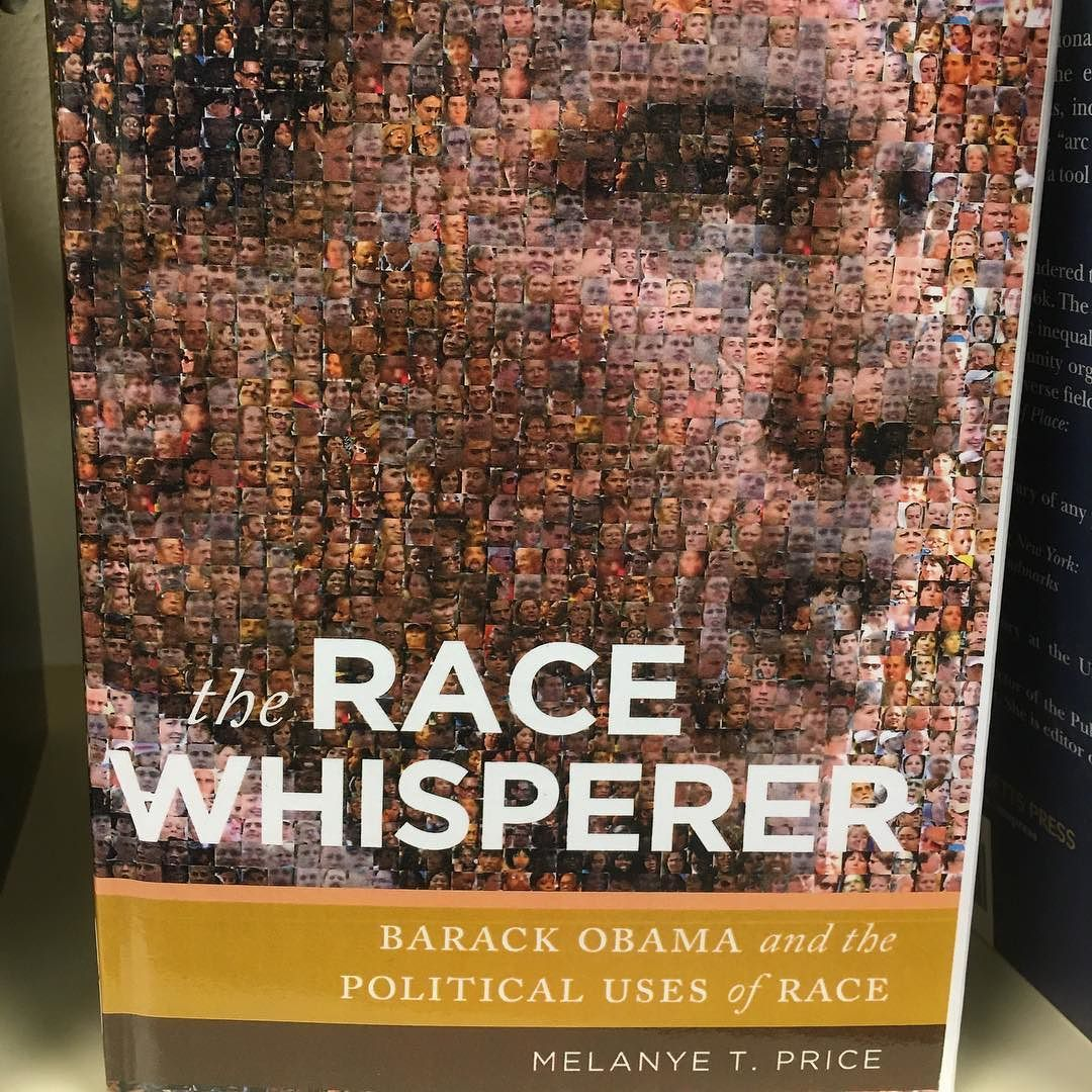 Cool title for this book on Obama.