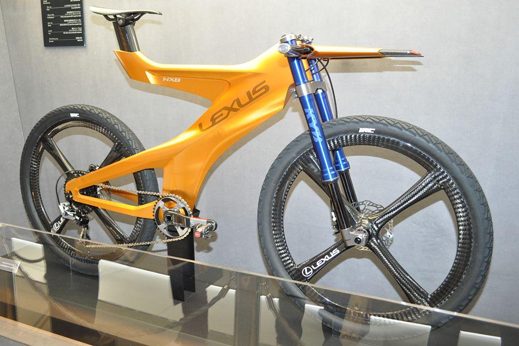 lexus bike NX8