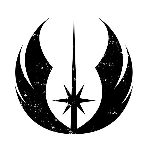 Jedi Order Star Wars T Shirt Teepublic Star Wars Tattoo Star Wars Silhouette Star Wars Images