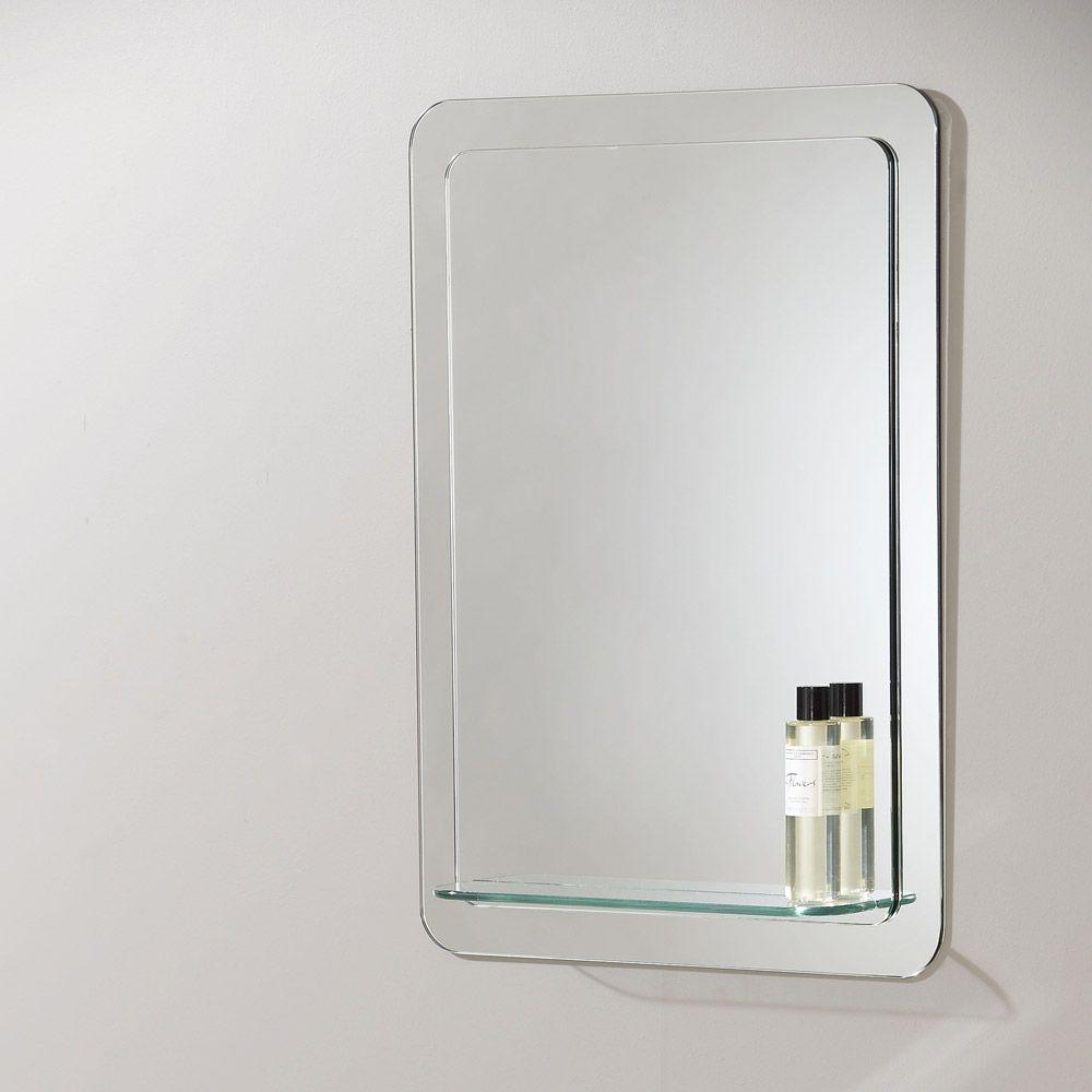 Endon EL-KATERINI Non Electric Bathroom Mirror | Wetroom mirrors ...
