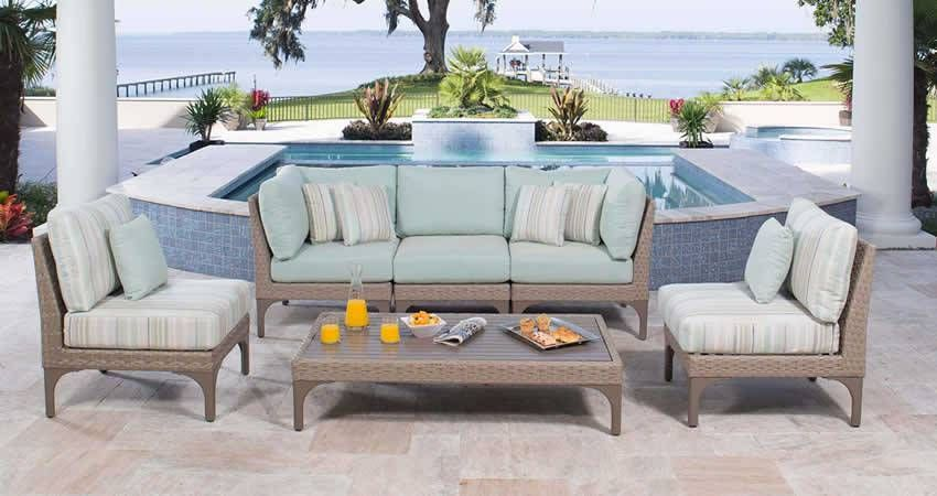 Gallery Backyard Living New Orleans Outdoor Furniture Fire Pit