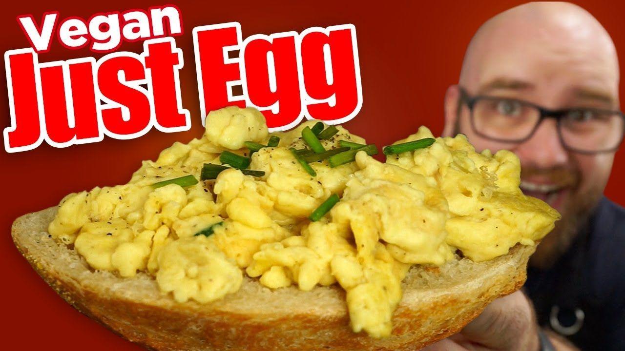 Just Egg The Vegan Egg Just Scramble Quiche Recipes Vegan Quiche Vegan Recipes