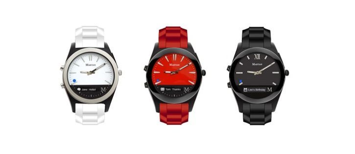 The extraordinary smartwatch Martian Notifier will be launched in the beginning of summer... Read more at http://www.hitechtop.com/the-smartwatch-martian-notifier-will-hit-the-markets-on-1st-of-june/#3MD3p6y7GFy7ka3g.99