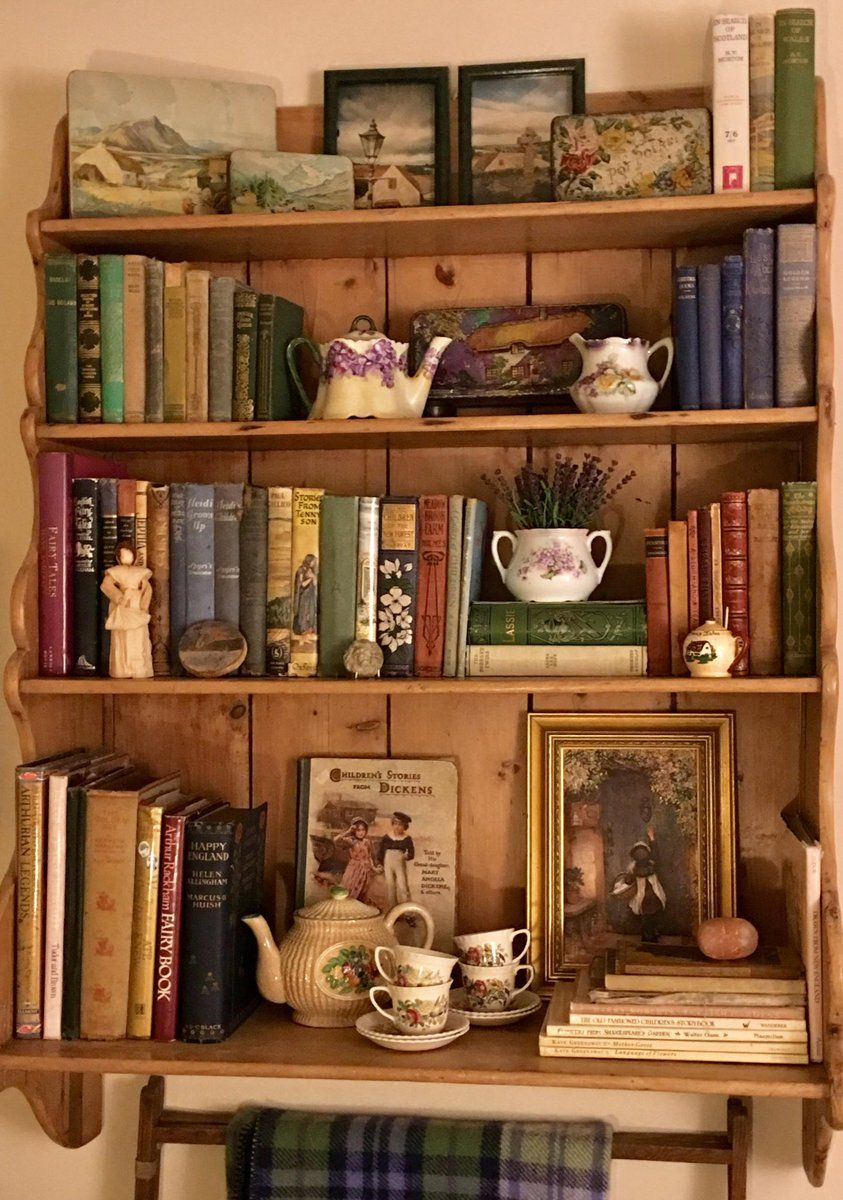 Great Variety Of Books Framed Prints Teapots Etc English