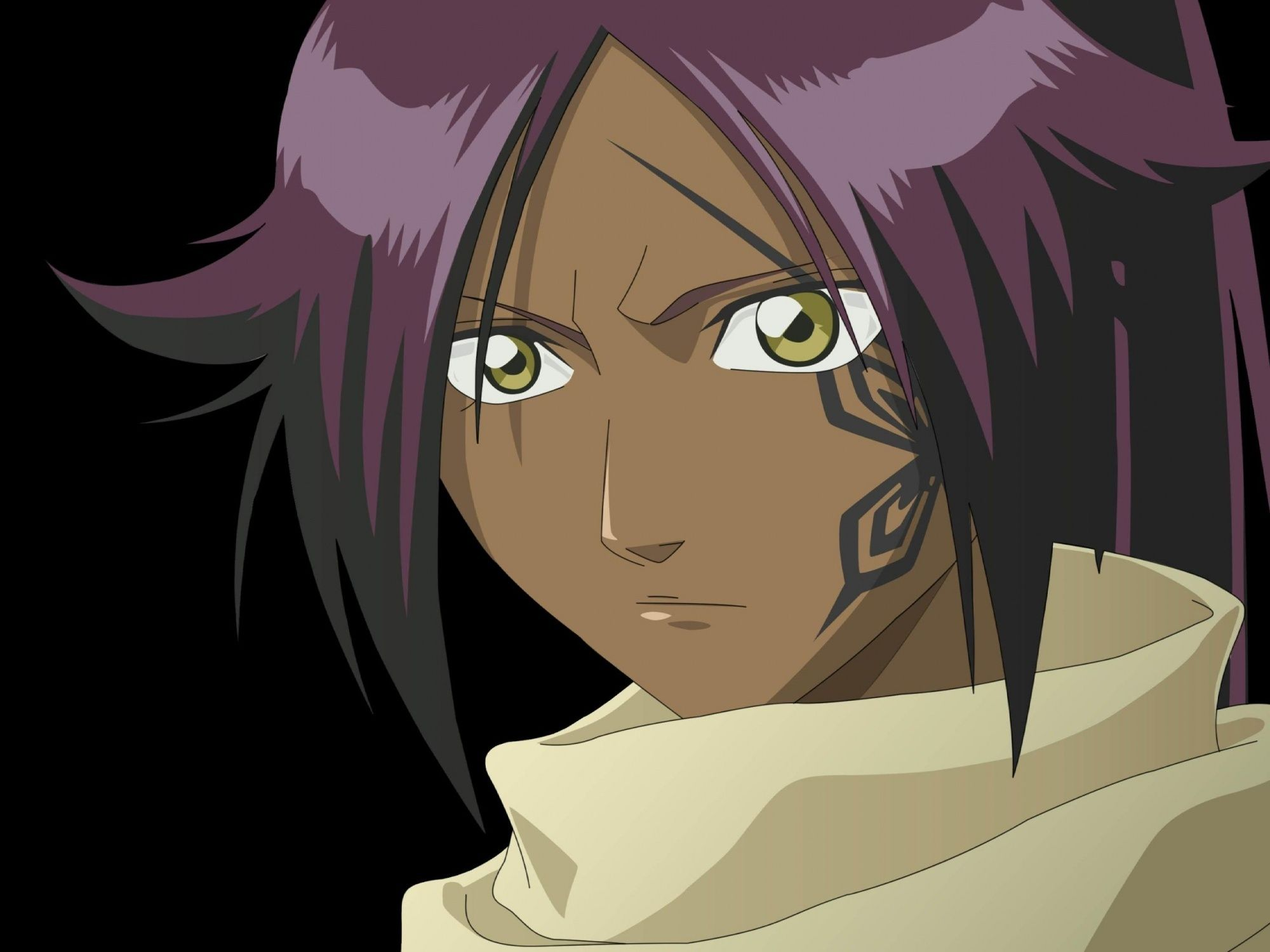 Bleach Yoruichi Wallpaper Related Keywords Suggestions