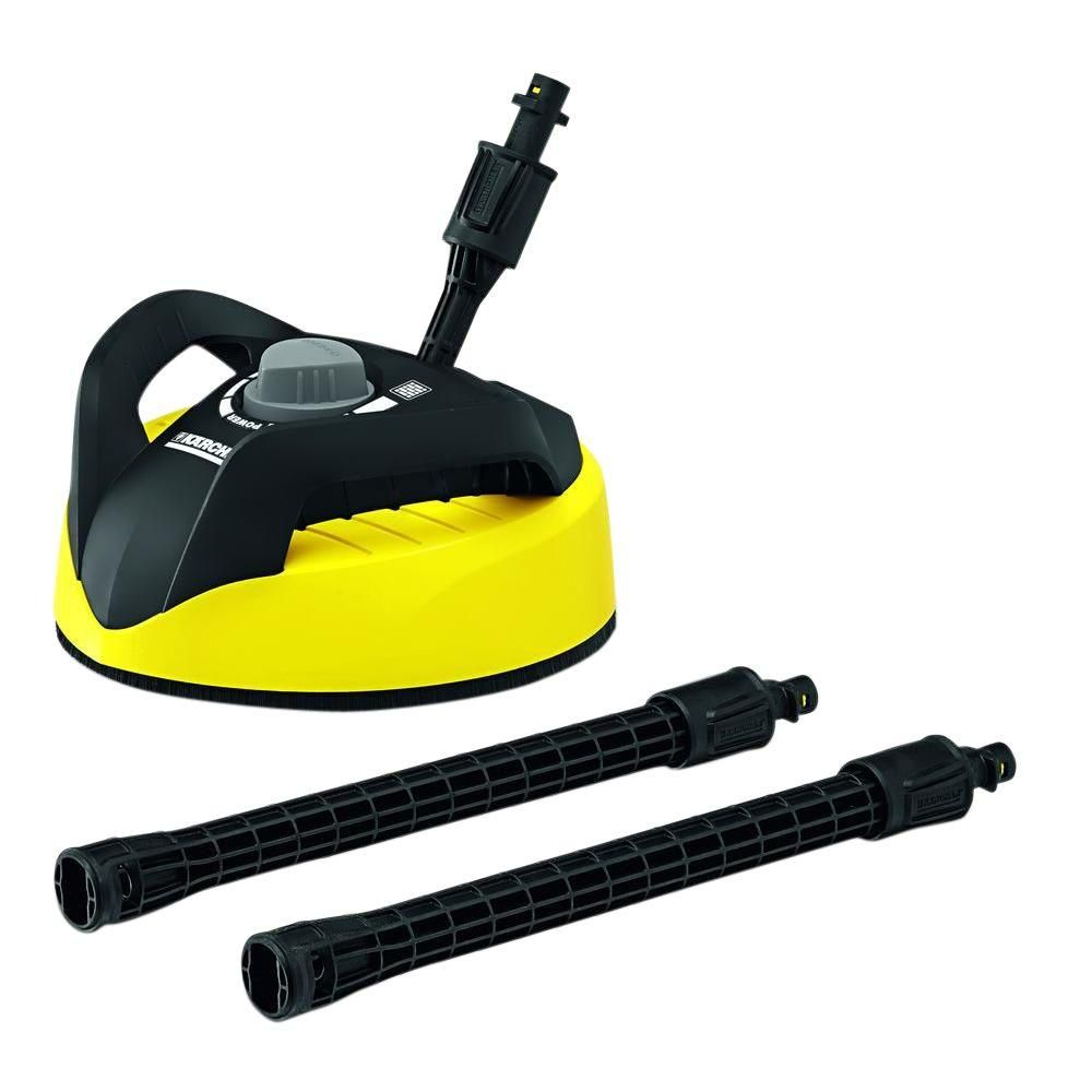 Karcher T300 Deck Driveway Cleaner For Electric Pressure Washers Best Pressure Washer Pressure Washer Accessories Washer Cleaner
