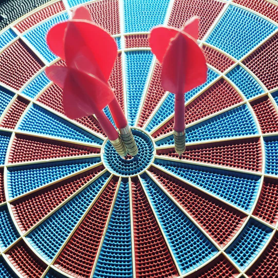 Booyah! CRICKET darts bar WinnerWinnerChickenDinner