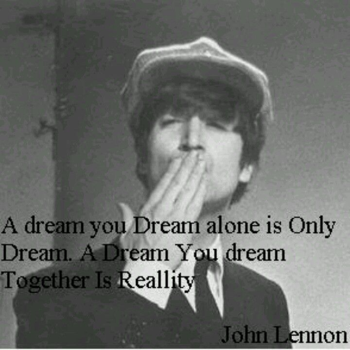John Lennon Quote Quotes Thats An Absolute Mess Pinterest