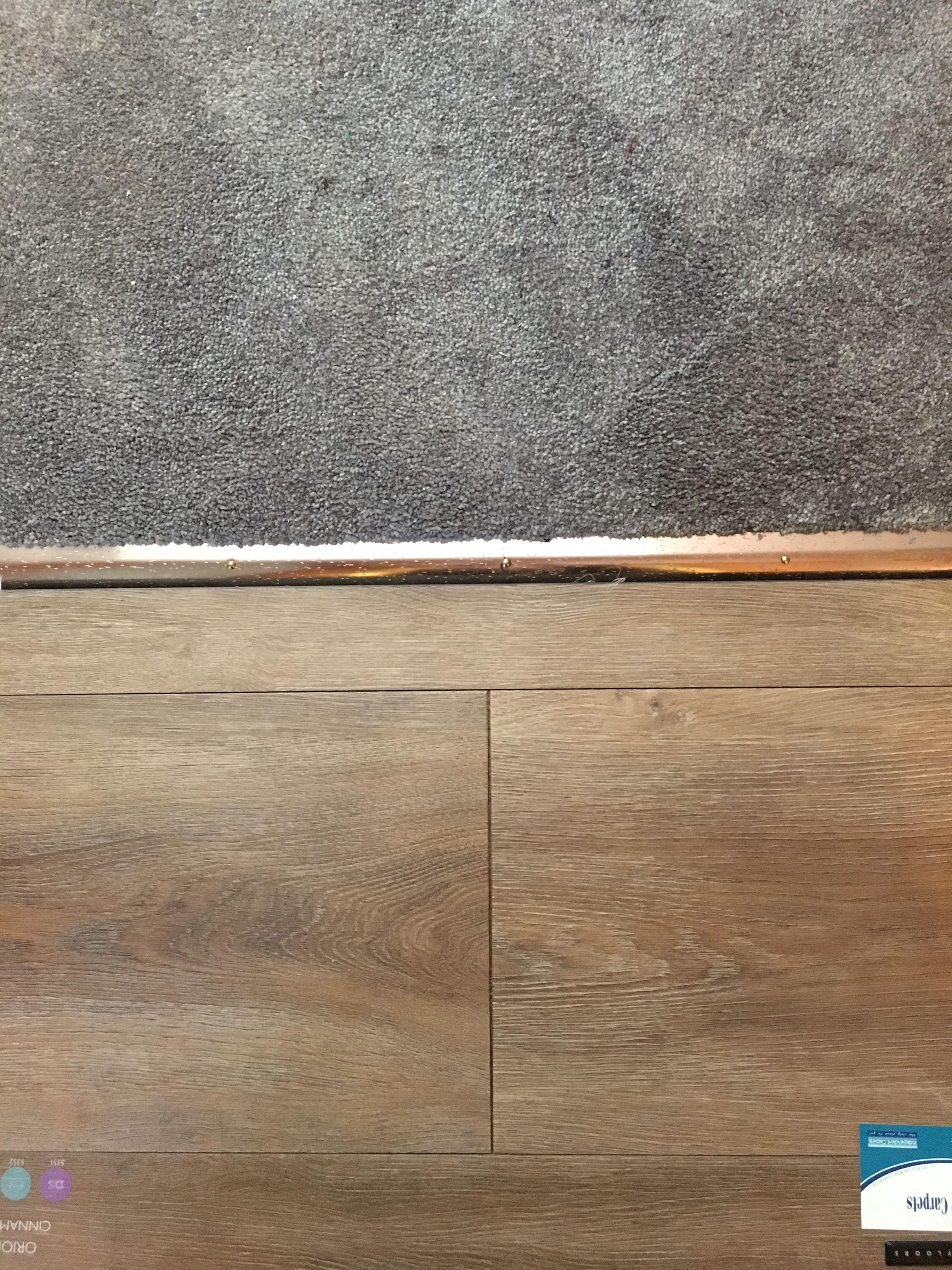 Vinyl Flooring To Grey Carpet Transition Vinyl Flooring Grey Carpet Home Reno