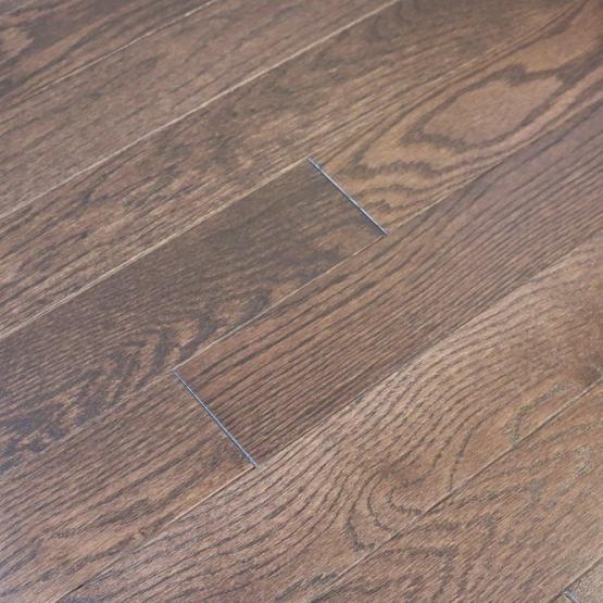 Best Oak Cocoa 3 4 X 3 1 4 Solid Hardwood Flooring Hardwood 640 x 480