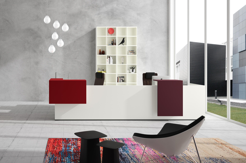 Modern Reception Desk  Google Search - Reception Desk -