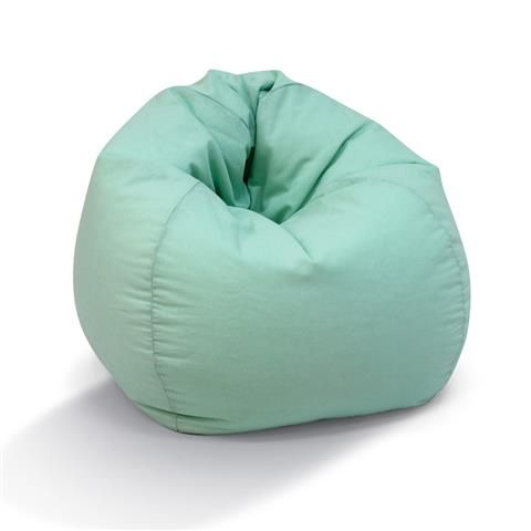 Teardrop Bean Bag Mint Kmart Frozen Bedroom Playroom Design