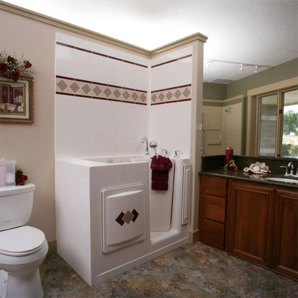 Best Bath Systems walk-in shower and tub image gallery | Garden ...