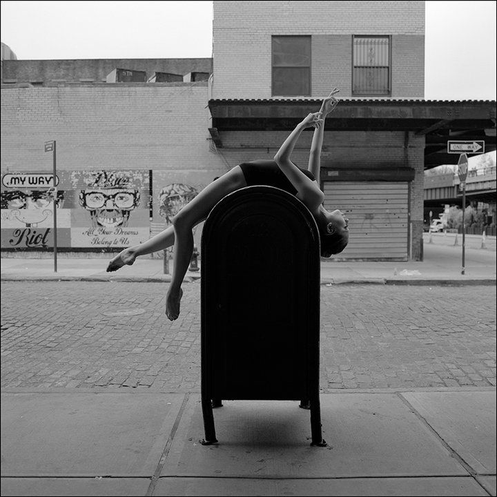 Ballerina Project #5: Alys - West 13th Street (5-119) ~ Ballerina Project blog: http://ballerinaproject.com/