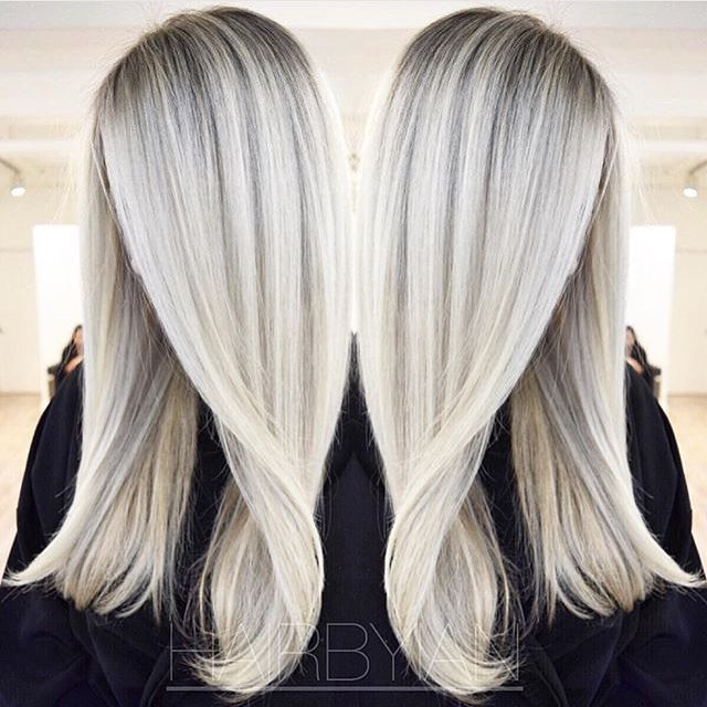Astonishing Icy Blonde Ideas In 2019 Hair Inspiration