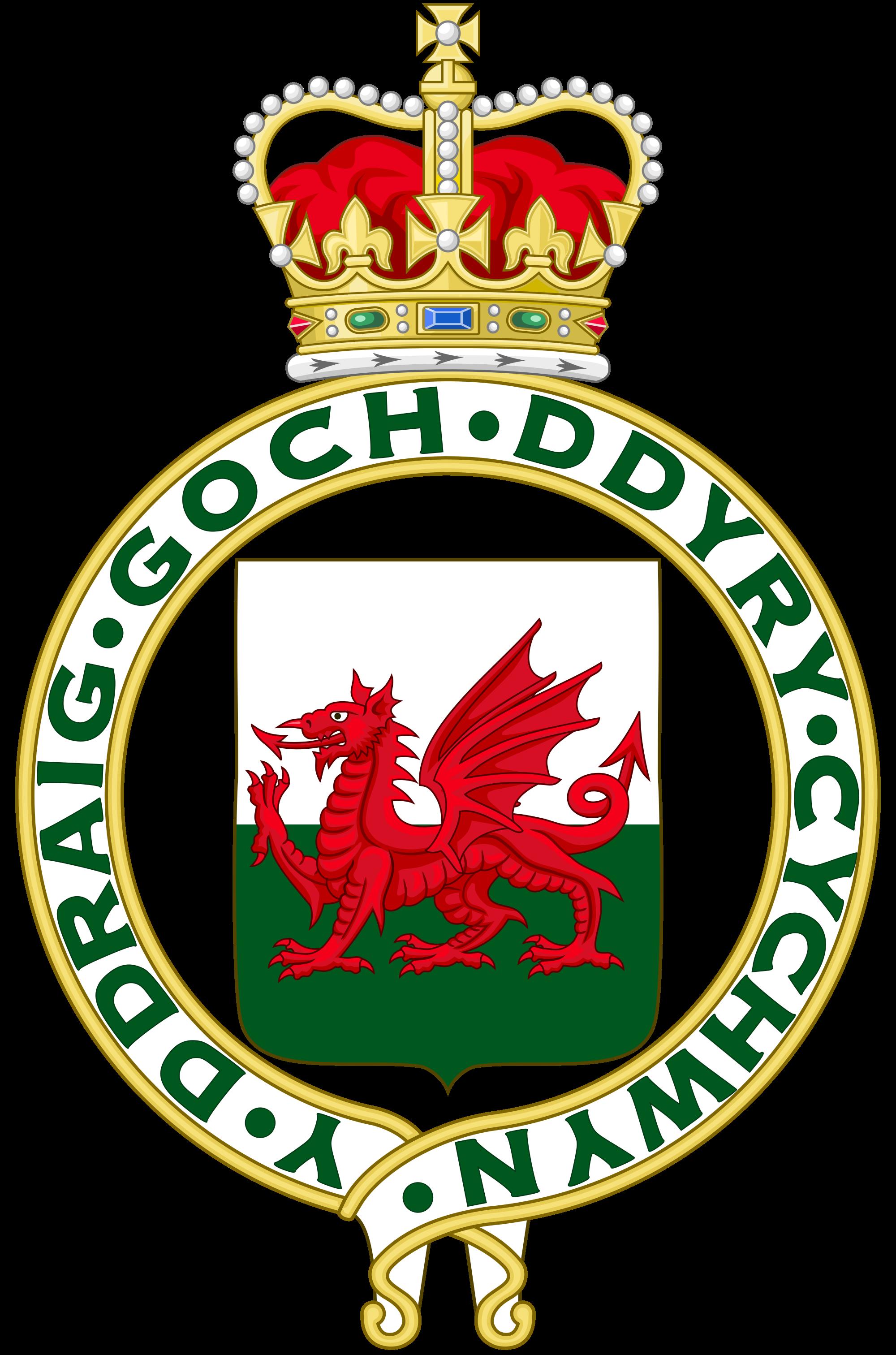 Royal badge of wales 1953 steme medalii embleme pinterest royal badge of wales 1953 buycottarizona