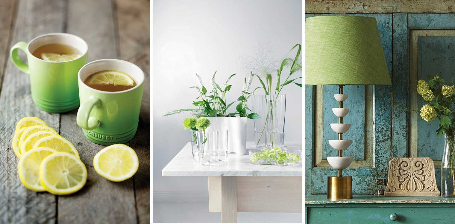 Hot Home Trends For 2017 Greenery https://www.weddingshop ...