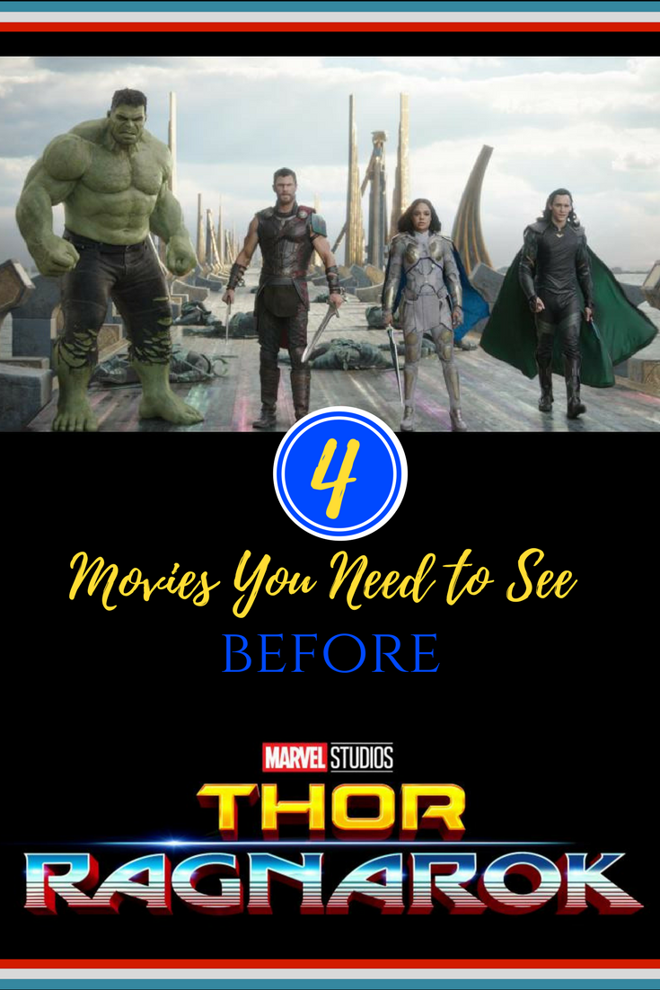 Movies To Watch Before Thor 4 Thor Love And Thunder Movies Movies To Watch Marvel Movies