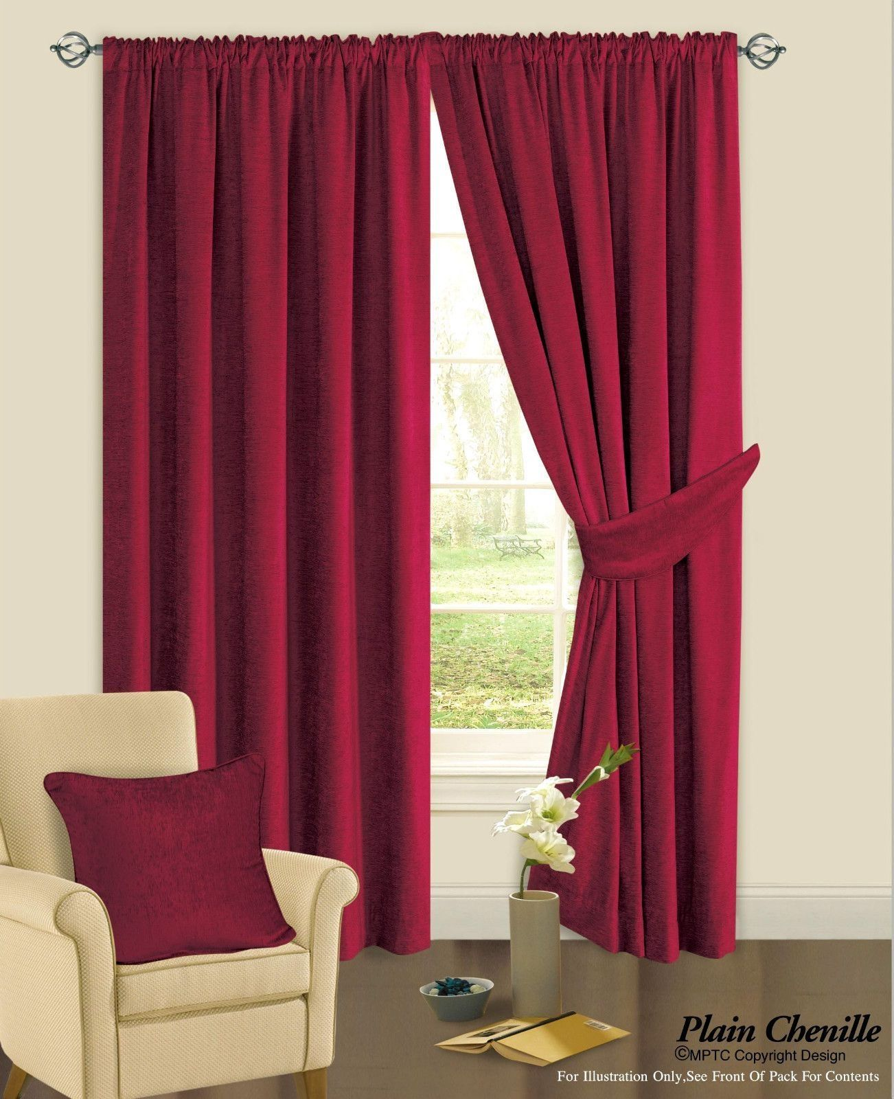 Heavy Curtain Material