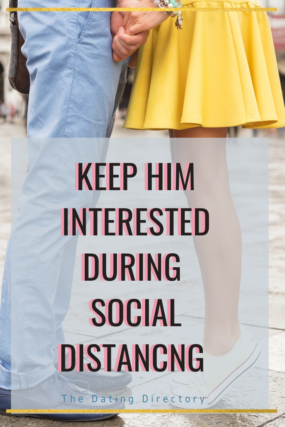 How To Get A Man S Attention Long Distance