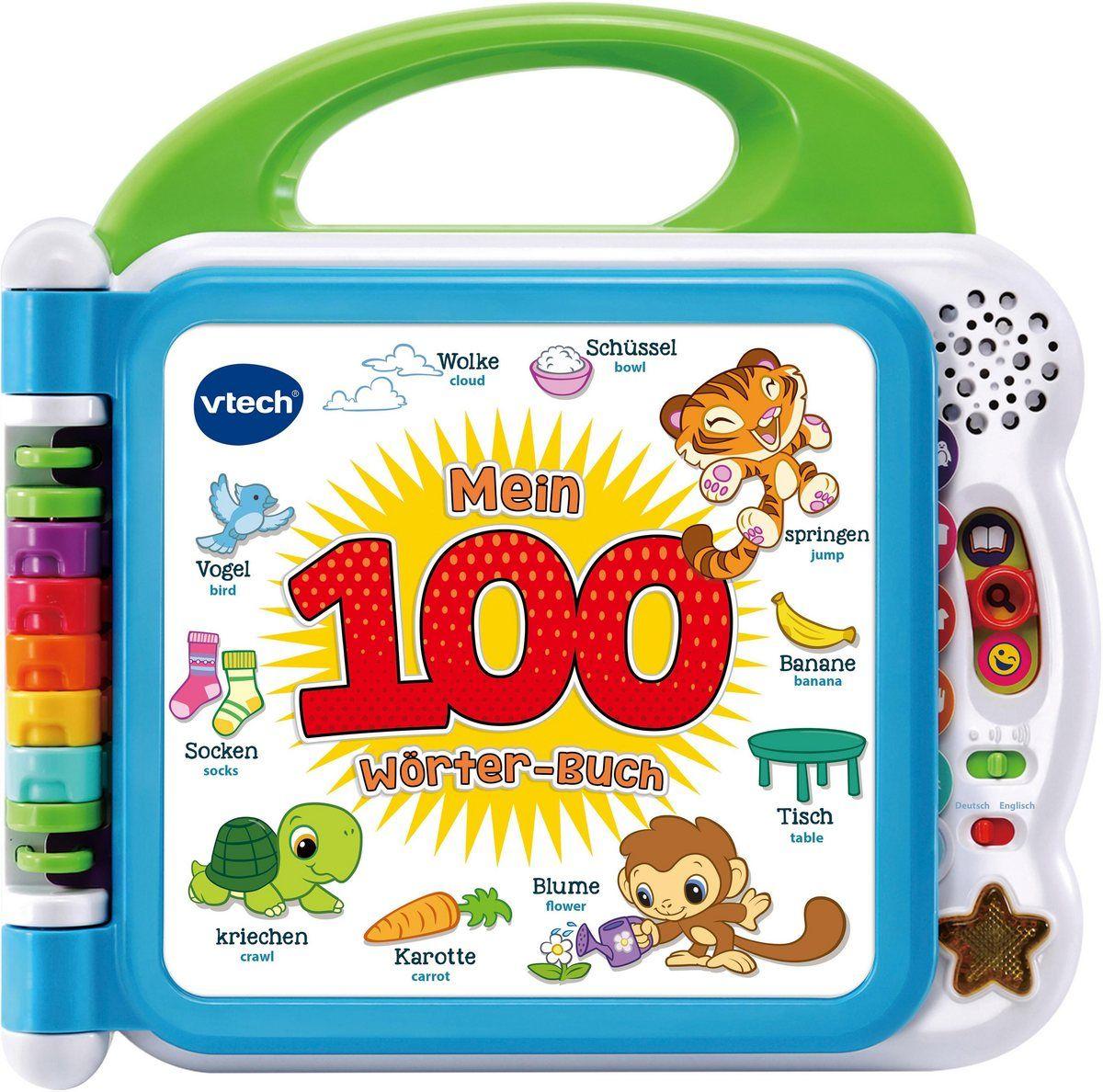 Buch Mein 100 Worter Buch Weiss Mit Sound Und Licht In 2020 100 Worter Worter Feuerwehr Buch