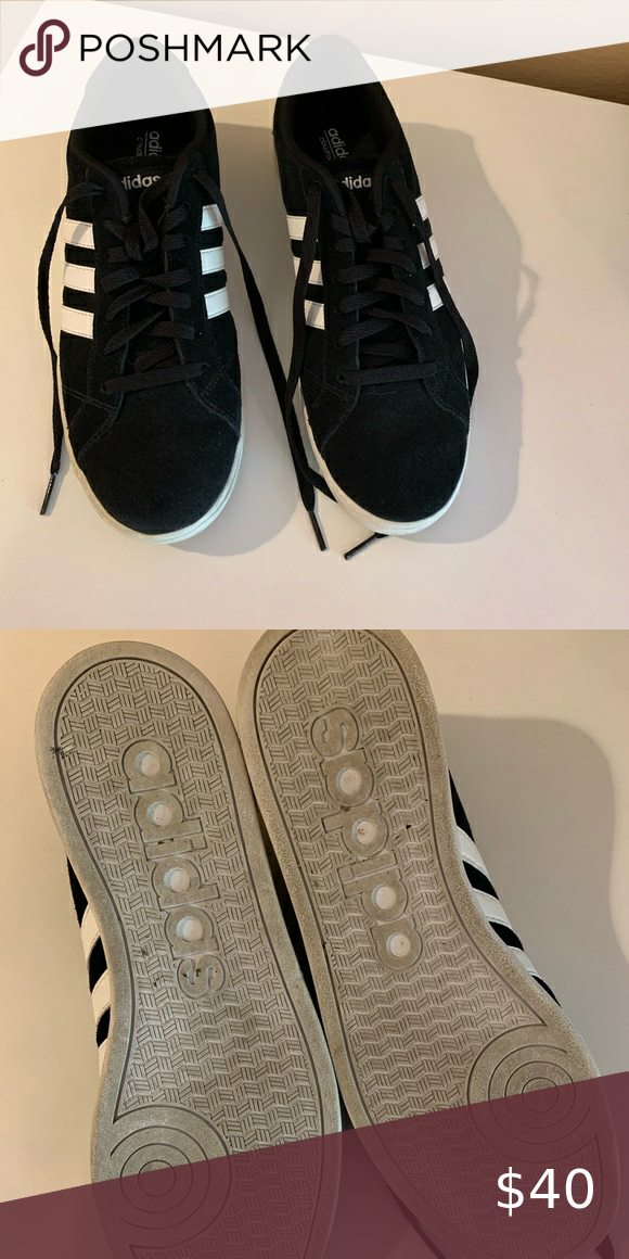 Adidas Neo Cloudfoam Footbed Sneakers
