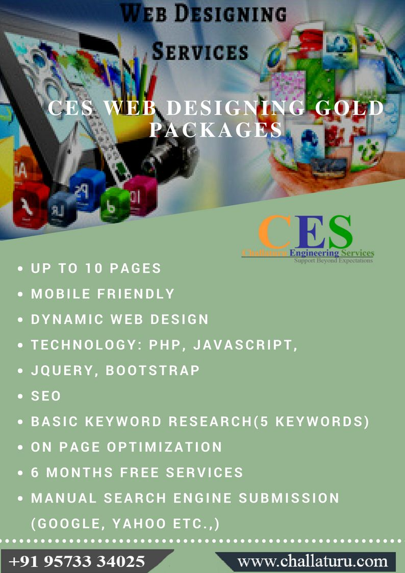 Pin by Challaturu Engineering Services on CES Web Design