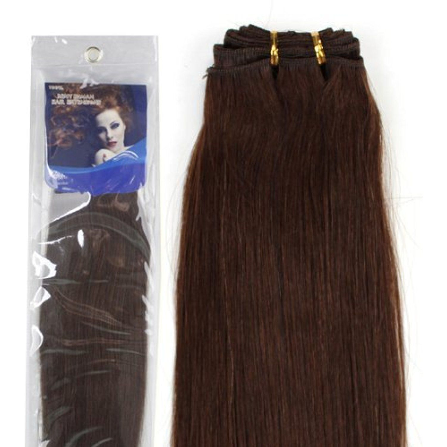 Indian Remy Remi Human Hair Extension Weave By Sensual 18 Color 4