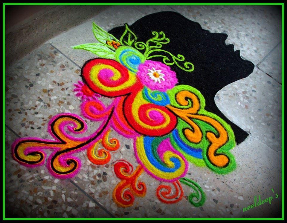 Women S Day Rangoli Designs Colorful Rangoli Designs Rangoli Designs Diwali Un women announces the theme for international women's day, 8 march 2021 (iwd 2021) as, women in leadership: pinterest