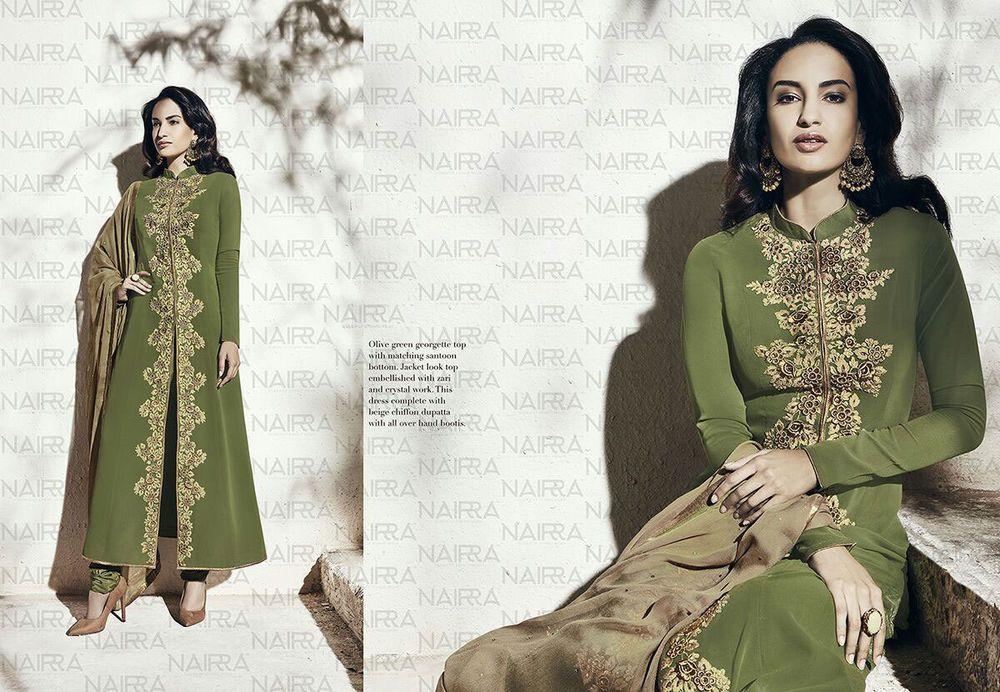 Salwar Pakistani Anarkali Ethnic Bollywood Suit Partydress Indian Designer 2148…