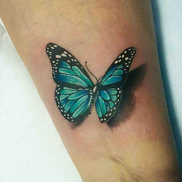 Native Americans See Butterfly Tattoo Designs As A Symbol Of Joy Feeding On The Flowers The 3d Butterfly Tattoo Monarch Butterfly Tattoo Blue Butterfly Tattoo