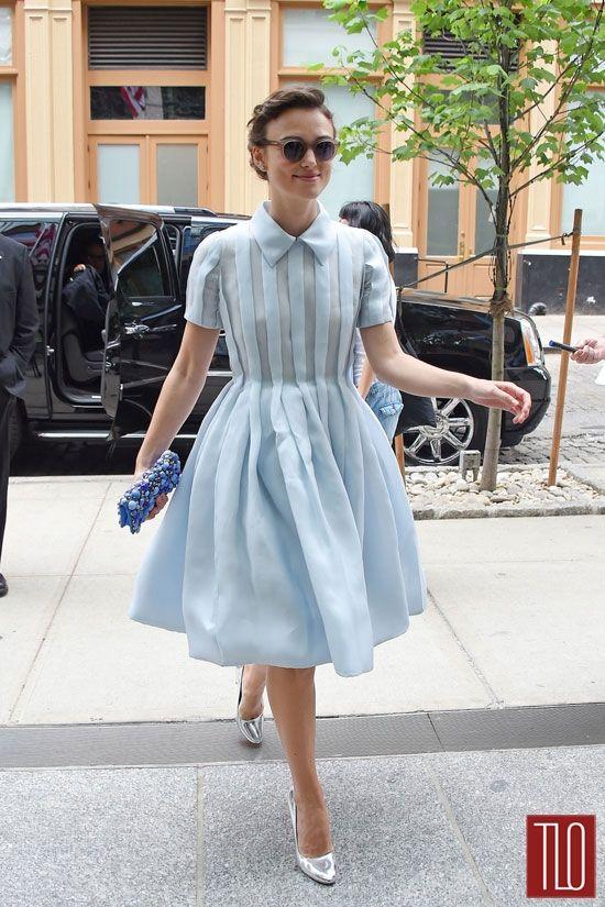 Keira Knightley ...that dress #prada