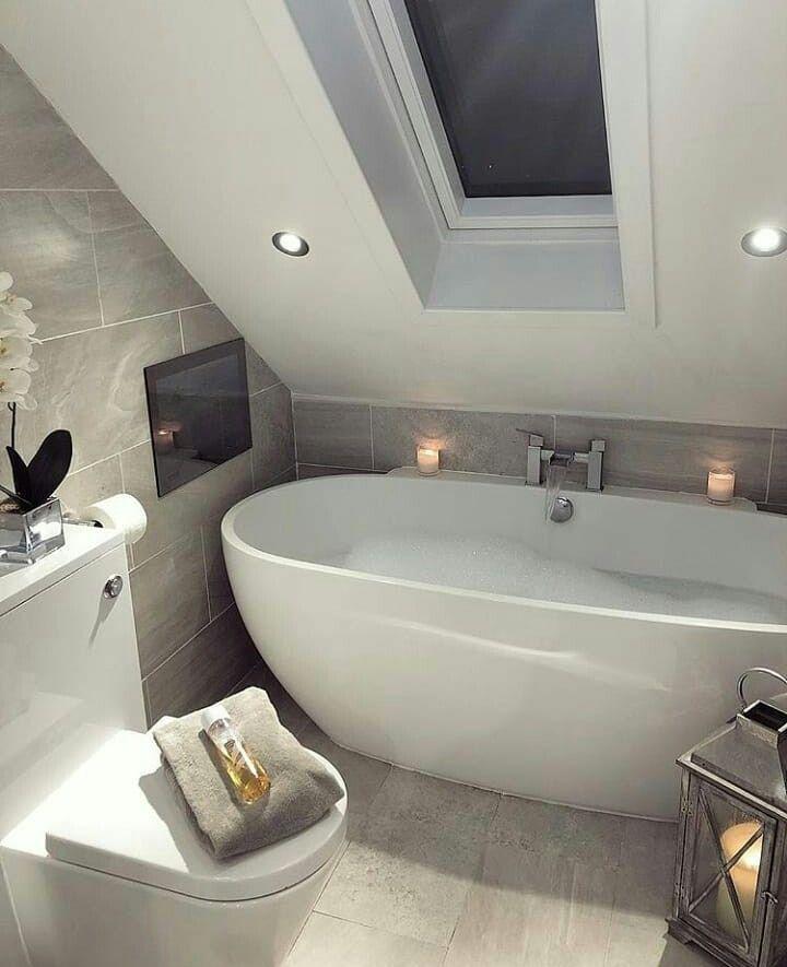 Badezimer Mit Bildern Badezimmer Klein Badezimmer Dachgeschoss Badezimmer