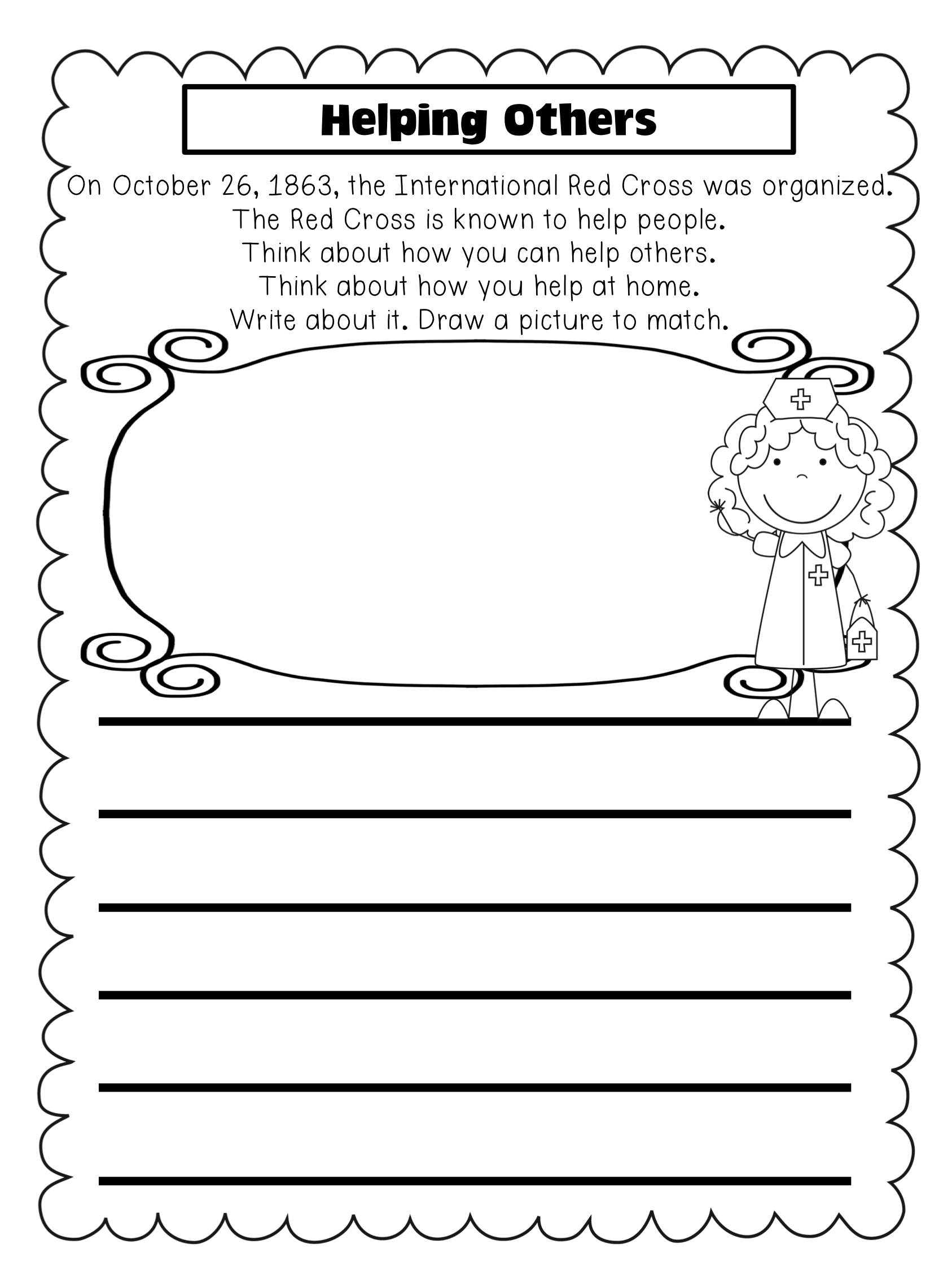 October Writing Journal With Prompts Common Core Aligned